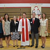 Newly Installed Faculty Members
