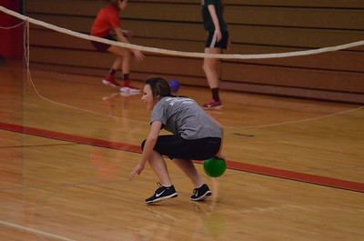 Winter Carnival - Dodgeball