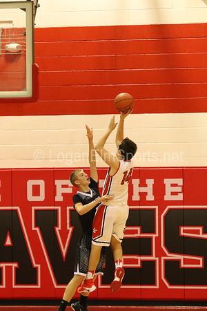 Varsity Basketball v Fairfield Union