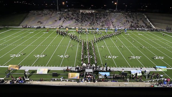 video of the 2016 Marching Show