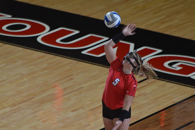 Volleyball vs. Cleveland State - Sept. 25, 2016