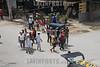 Cuba : Cultura Afro - cubana - Ritual que se hace para despedir a un difunto de la religión Yoruba - 4 de abril de 2017 / Kuba :  Afroamerikanische Beerdigung © Agustín Rey Borrego Torres/LATINPHOTO.org