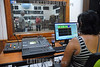 Cuba : Emisora de Radio , Trinidad Santi Espíritus , 6 de abril de 2017 / Kuba : Radiostation © Agustin Rey Borrego Torres/LATINPHOTO.org