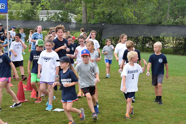 Lower School Fun Run 2017