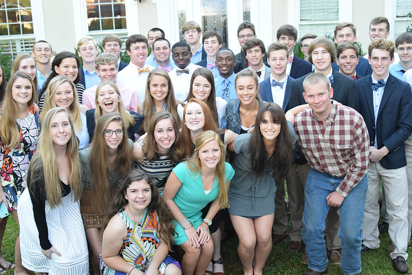 Senior Breakfast 2016