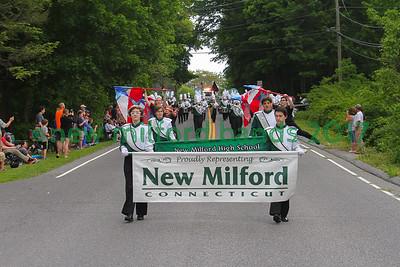 New Milford Bands at Sherman