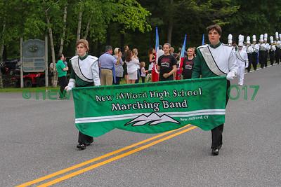 Sherman Memorial Day parade 2017