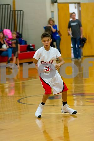 2016-2017 Boys Middle School Basketball