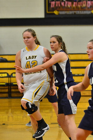 JV GIRLS JAN-FEB ACTION
