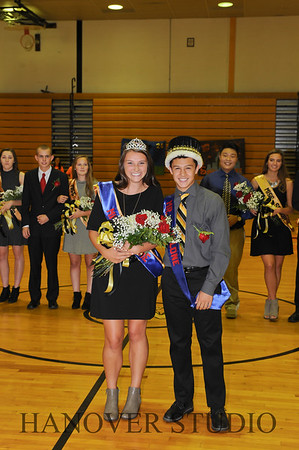 17 DCHS HOMECOMING PEP AND CROWNING