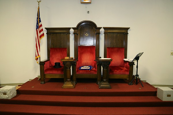 Bluffton Lodge No 145 Rededication 04-29-2017