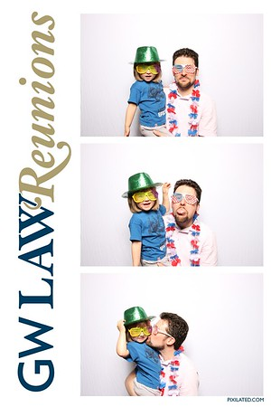 June 3: Reunion Weekend Photobooth