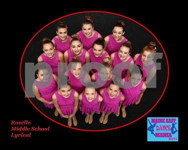 011 MaineEast8Jan17 Roselle Middle School LYRICAL