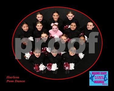 006 MaineEast8Jan17 Harlem POM DANCE