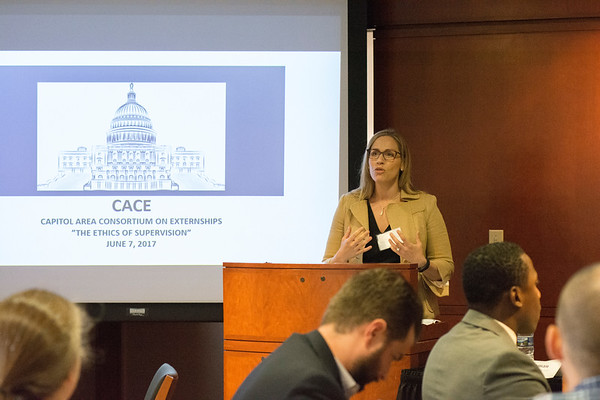 June 7: CACE event