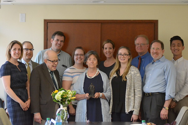 May 17: PCLJ Meeting