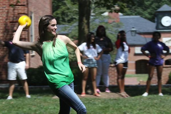 Student Leader Dodge Ball