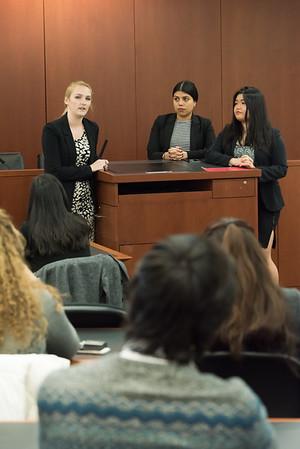 Washington Center Visit and Seminar