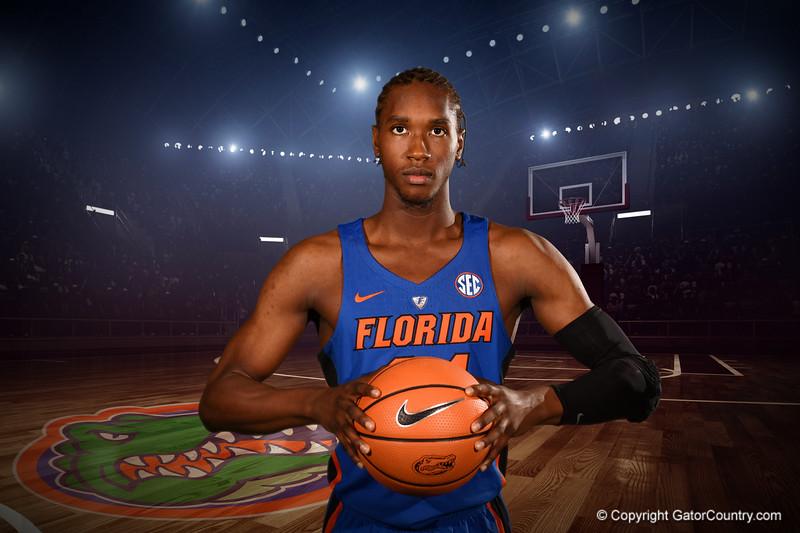 Florida Basketball Florida Gators Media Day Portraits 2017