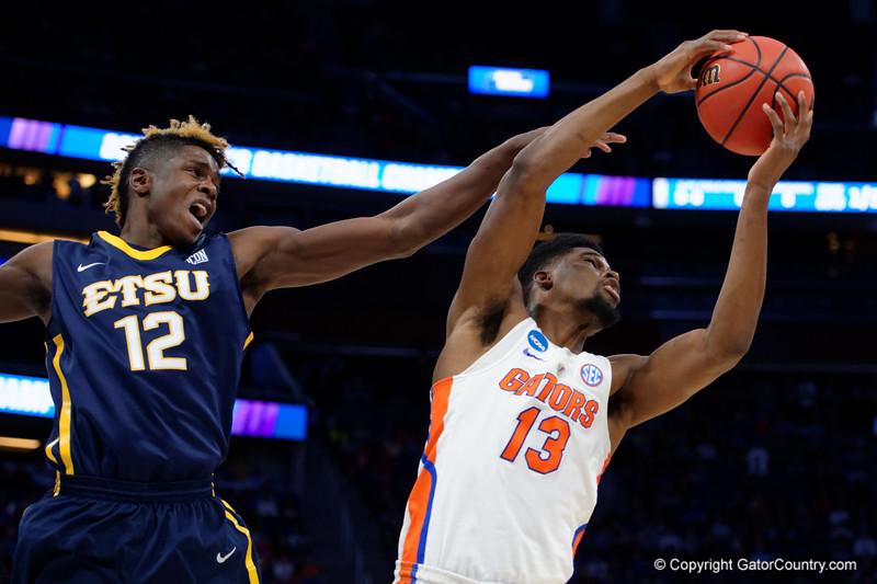 Florida Gators Mens Basketball 2017 NCAA Tournament East Tennessee State