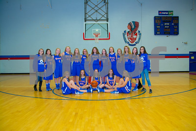 HMS Girls Team Pictures