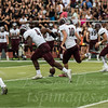 Matawan's Will Casagrande (10) with the kick off to start the game