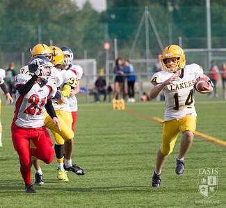 American Football in Lugano!