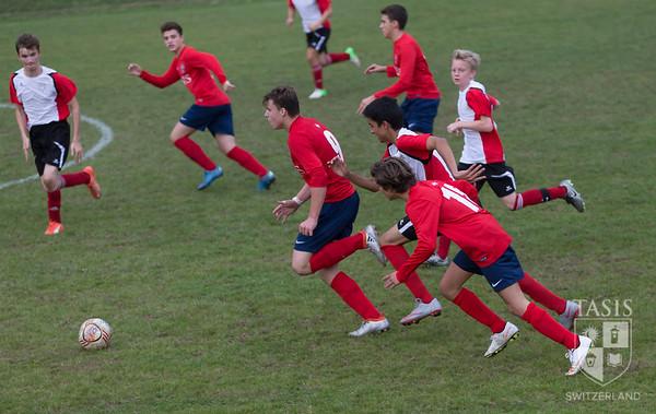 ISSL Boys JV Soccer Tournament