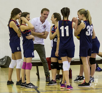 Middle School Girls ISSL Volleyball Tournament