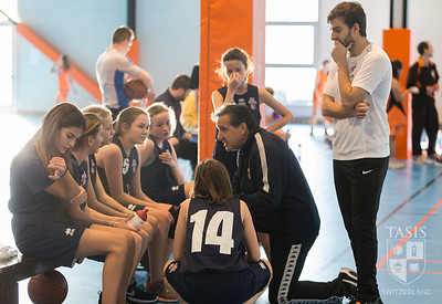MS Girls Basketball ISSL Tournament - Muzzano