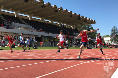 MS SGIS Track and Field Championship