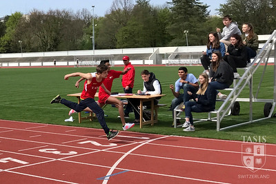 Middle School Track and Field  - ISSL meet