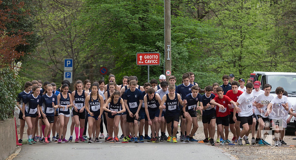 NISSA Cross Country Meet - April 2017