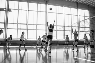 SGIS Girls Volleyball Championship