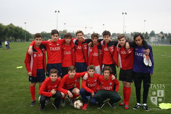 SGIS JV Boys Soccer Championship