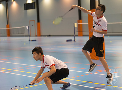 TASIS Badminton Invitational - December 3, 2016