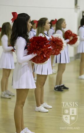 TASIS Cheerleaders