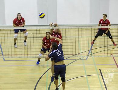 TASIS Boys Varsity Volleyball vs ASM