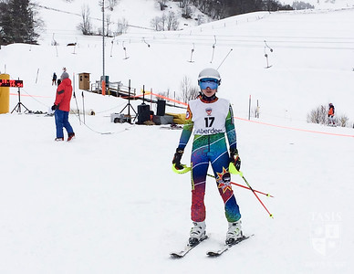 Völkl International Schools Ski Cup in Engelberg