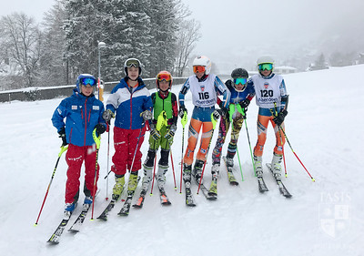 A Great Start to the MS/HS Ski Season