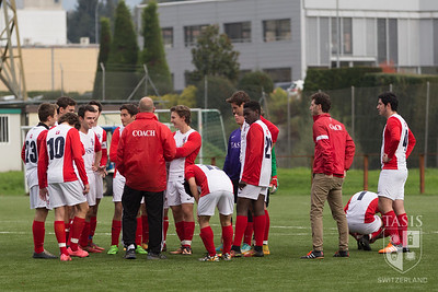 TASIS Family Weekend Soccer Games