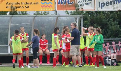 TASIS Varsity Girl Soccer vs International School of Milan