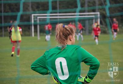 TASIS Varsity Girls Soccer vs. International School of Milan