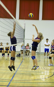 TASIS Girls Volleyball Takes on the International School of Milan