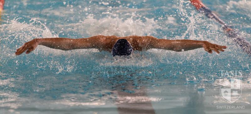 TASIS Hosted the ESC Swimming Meet