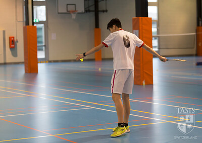 NISSA Singles Badminton Tournament