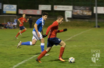 TASIS JV Boys Soccer vs ASM