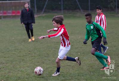 TASIS MS Boys Soccer Scrimmage