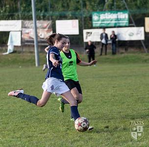 TASIS MS Girls Soccer vs. Lugano