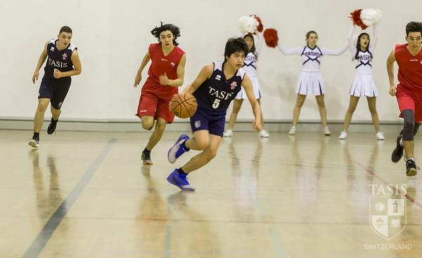 TASIS Varsity Boys Basketball vs. St. Louis School of Milan